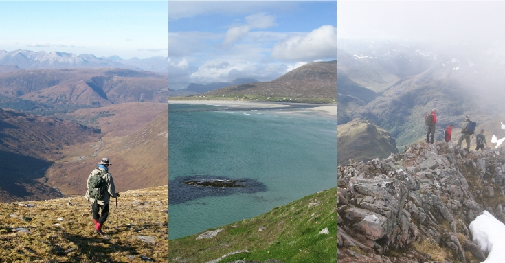 Scottish views and vistas